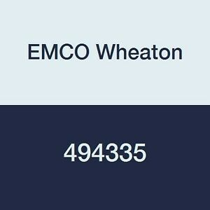 Emco Wheaton 494335 Lid And Seal For Opw 1 2100 Series direct Replacement 13