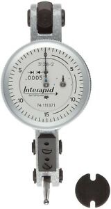 Brown Sharpe Tesa 74 111370 Interapid 312 Dial Test Indicator Horizontal