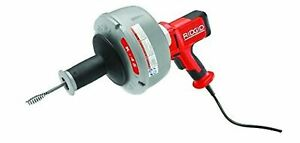 Ridgid 35473 K 45af Sink Machine With C 1 5 16 Inch Inner Core Cable And Auto