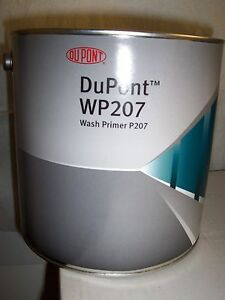Dupont 2k Etch Primer Wp207 2 5 Litre Wash Surfacer Isolator For Bare Metal