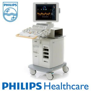 Philips Hd11 xe Ultrasound Machine System With Convex Linear Vaginal Probes