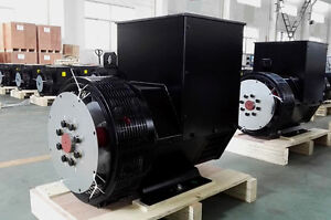 Generator Alternator Head 224g 75 Kw 3 Phase Sae 2 11 5 Pdg Industrial