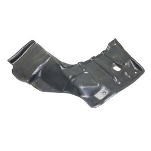 For 88 92 Corolla Front Engine Splash Shield Under Cover Automatic Trans Driver