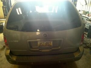 Driver Front Seat Bucket Low Back With Air Bag Fits 04 05 Freestar 10099890