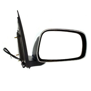Power Chrome Folding Mirror Right Passenger Side For 05 14 Frontier Pickup Truck