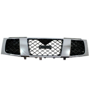 Front Grill Grille Assembly Ni1200210 623107s200 Fits 04 07 Titan Pickup Truck