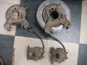 1995 Ford Explorer Mercury Mountaineer Rear Disc Brakes 1965 70 Ford Mustang