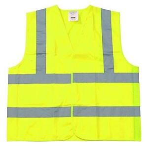 Brand New Safety Vest Class Ii Heavy Duty With Silver Reflective Tape 250 Pieces