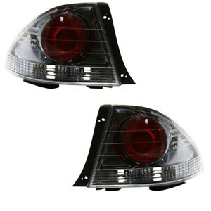 01 Lexus Is300 Taillight Taillamp Outer Brake Light Lamp Left Right Set Pair