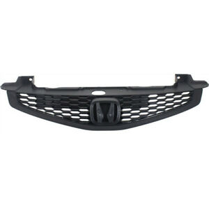 12 13 Civic Coupe 2dr Front Face Bar Grill Grille Assembly Ho1200209 71121ts8a01