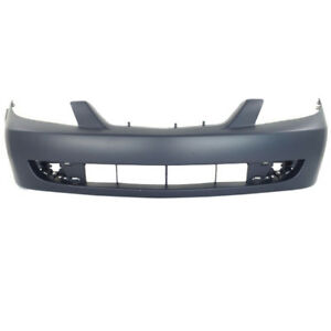 01 03 Protege W O Mazdaspeed Front Bumper Cover Assembly Ma1000180 Bl8d50031caa