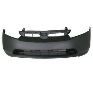 07 08 Civic Si Sedan 2 0l Front Bumper Cover Assembly Ho1000259 04711snxa90zz