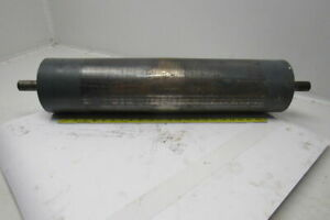 Conveyor Pulley Drum Roller Crowned 26 x6 Steel For 1610 Bushings
