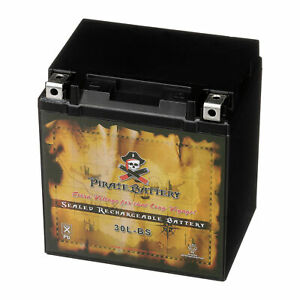 Ytx30l bs High Performance Maintenance Free Sealed Agm Motorcycle Battery