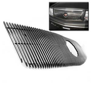 2002 2006 Cadillac Escalade Vertical Front Main Upper Billet Grille Grill Insert