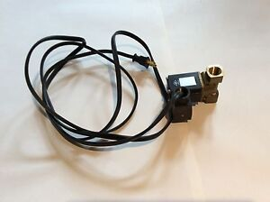 Electric Solenoid 1 2 Inch Valve Normally Closed Omega Brand Made In Germany