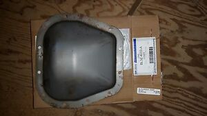 Ford Oem Rear Axle Differential Pumpkin Cover Bl3z4033a