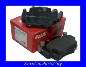 Brembo Porsche 911 Ceramic Brake Pads 996 Front 996tt C4s Rear Boxsters Front
