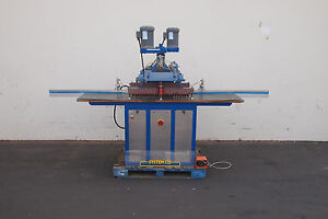 Autodrill System 1 25 Dual Line Boring woodworking Machinery