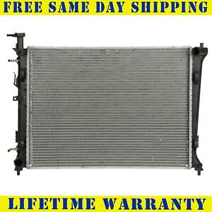 Radiator For 2010 2013 Kia Forte 2 0l 2 4l Lifetime Warranty Fast Free Shipping