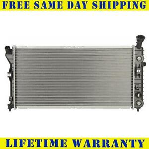 Radiator For 2000 2004 Chevy Impala Buick Regal 3 8l 3 4l Fast Free Shipping