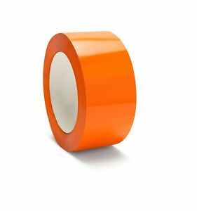 Orange Color Carton Sealing Packing Tape Heavy Duty 2 0 Mil 2 X 110 Yd 72 Rolls