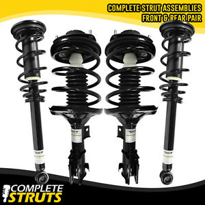 Front Rear Quick Complete Strut Assemblies Bundle For 00 05 Mitsubishi Eclipse