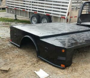 Cm Welding Bed For Pickup Trucks Chevy Ford And Dodge Cab And Chassis