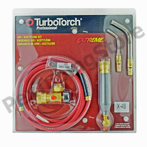 Turbotorch 0386 0336 X 4b Standard Torch Kit Air Acetylene