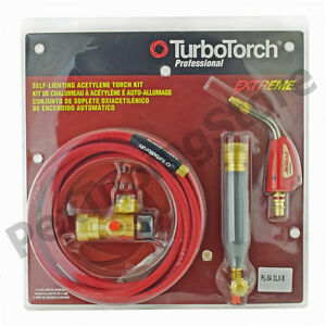 Turbotorch 0386 0833 Pl 5adlx b Torch Swirl Kit Air Acetylene Self Lighting