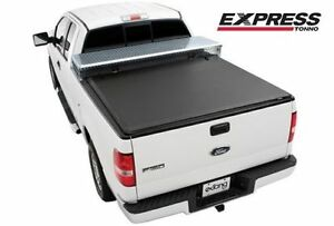 Extang Express Soft Roll up Tonno Tonneau Cover With Toolbox 5 9 Bed 60645