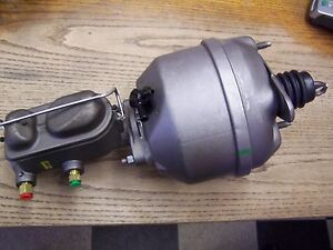 1967 1968 1969 Mustang Cougar Shelby Midland Power Disc Brake Booster Assembly