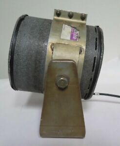 Mb Dynamics Mbis Pm50 Vibration Shaker Magnet Tested And Working Sn 8993