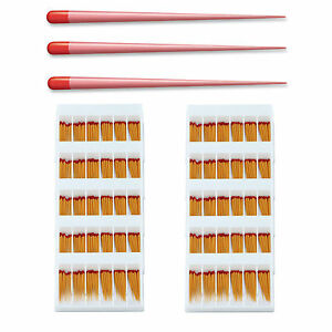 10 Boxes Dental Gutta Percha Points Tips For Dentsply Protaper Universal F2 Size
