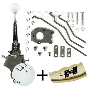 Hurst Comp Plus 4 Speed Shifter Kit 65 Sunbeam Tiger W Ford Top Loader Type 431