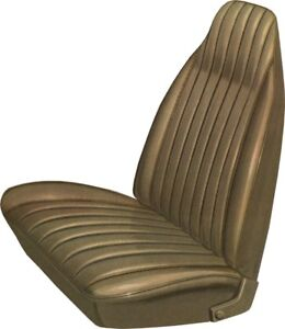 1974 Plymouth Duster 360 Front Bucket Seat Covers Pui