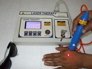 Laser Therapy Low Level Laser Therapy For Physiotherapy pain Management Machine