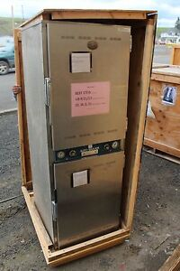 Alto Shaam Cook Hold Double Stack Oven 1000 ups sr Halo Heat