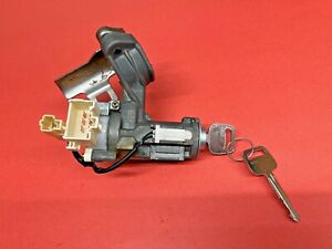 2002 2006 Toyota Camry Ignition Lock Cylinder Switch Assembly 2 Keys Used Oem