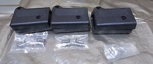 Tweco Mig Gun Handle Case 185 Lot Of 3
