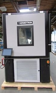 V140320 Thermotron Se 1400 6 Environmental Temperature Test Chamber