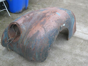 39 1939 Ford Oem Drivers Left Front Fender