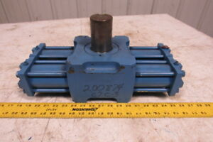 Flo tork 30000 180 cq es ms2 rks n Hydraulic Rotary Actuator 3000 Psi Max 180