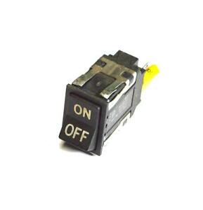 Honeywell Micro Switch L173 2 Position On off Switch 125 250 Vac