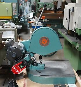 Ctd M225 Chop miter Saw woodworking Machinery
