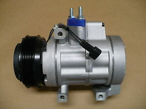 New A c Ac Compressor For 2006 2010 Ford Explorer 4 0l With Rear A c