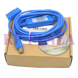 Programming Cable Logo Usb Cable For Version Siemens Plc Isolated Optical
