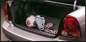 Envelope Style Trunk Cargo Net For Hyundai Accent 2006 2011 Brand New