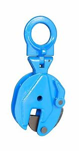 I lift Equipment Icd2 Universal Plate Clamp 4400 Lb Working Load Limit