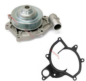 Porsche 997 911 Gt3 Rs Turbo Engine Water Pump W Gasket New Geba 99710601172